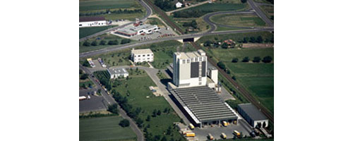 JOSERA company from above