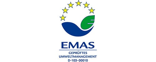 JOSERA Logo EMAS